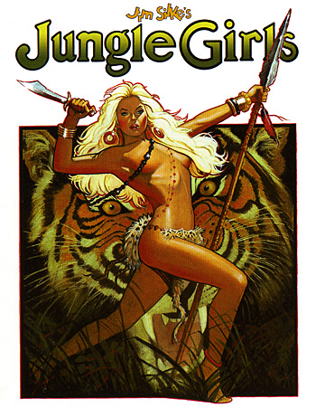 Jim Silke's Jungle Girls